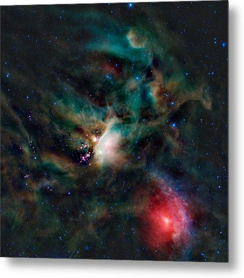 Rho Ophiuchimolecular Cloud Complex Metal Print by Celestial Images