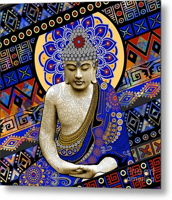 Rhythm Of My Mind Metal Print by Christopher Beikmann