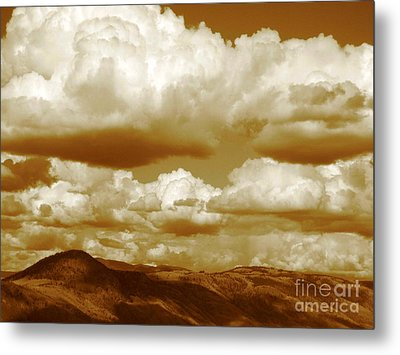 Metal Print featuring the photograph Rich Moment by Kathy Bassett