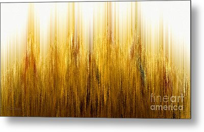 Riches Acsending Metal Print by Cristophers Dream Artistry