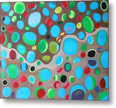 Riches Of People On Earth  Metal Print