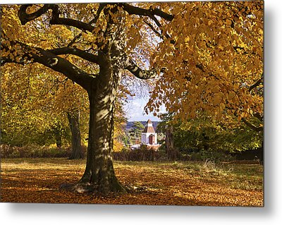 Richmond Autumn Metal Print