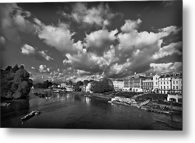 Richmond Riverside Metal Print