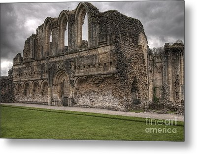 Rievaux Abbey Metal Print