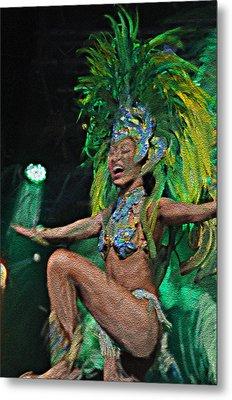 Rio Dancer I A Metal Print