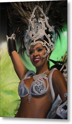 Rio Dancer Iv A Metal Print