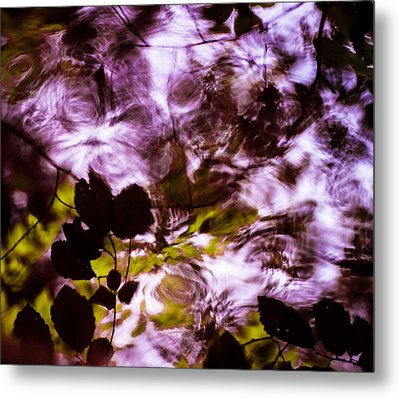 Metal Print featuring the  Rippling Reflections by Haren Images- Kriss Haren