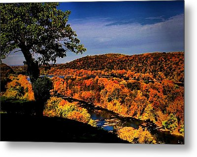 Metal Print featuring the photograph Rise And Look Around You by Robert McCubbin