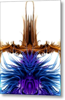 Rising Above Metal Print