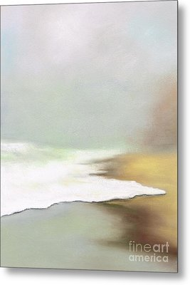 Rising Tides Metal Print by Frances Marino