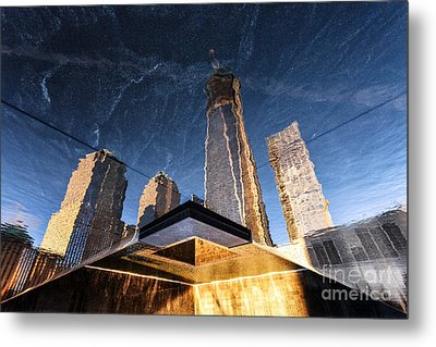 Rising Up Metal Print by John Farnan