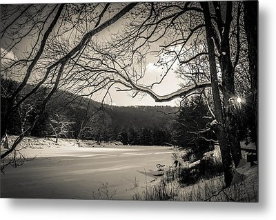 River Metal Print by Anthony Thomas