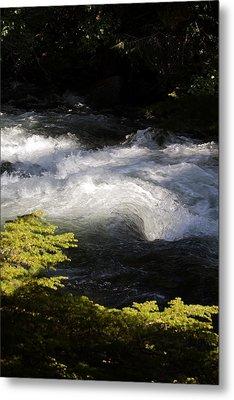 River's Ebb Metal Print