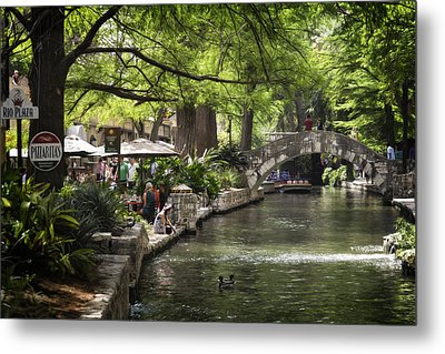 Metal Print featuring the photograph Girl By The Water by Steven Sparks
