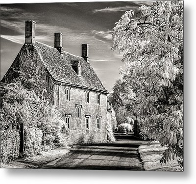Road House Metal Print by William Beuther