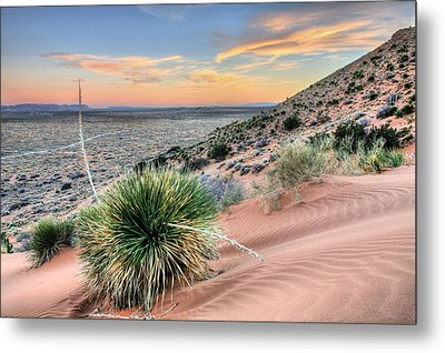 Road To Mexico Metal Print by JC Findley