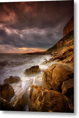 Rock - A - Nore Metal Print by Mark Leader