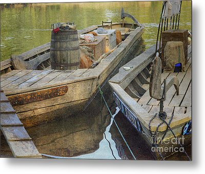 Metal Print featuring the photograph Rockfish Runner by Pete Hellmann