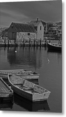 Rockport No.  2 Metal Print by Mike Martin