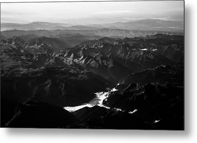 Rocky Mountain Morning Metal Print by John Daly