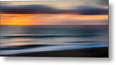 Rollers Metal Print by Bill Wakeley