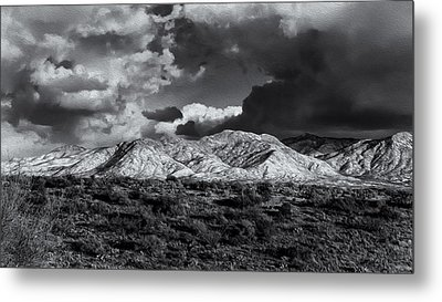Rollin' Through 57 Metal Print by Mark Myhaver