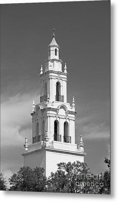 Rollins College Knowles Memorial Chapel Metal Print by University Icons