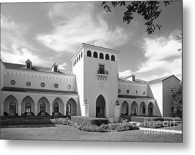 Rollins College Olin Library Metal Print by University Icons
