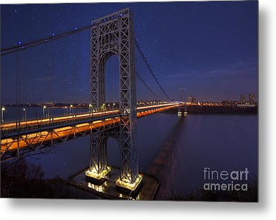 Romantic Connection Metal Print by Marco Crupi