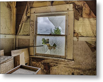 Room With A View Metal Print by Caitlyn  Grasso