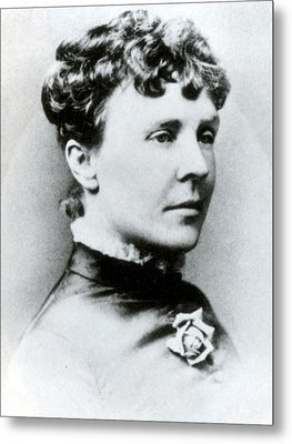 Rose Cleveland, First Lady Metal Print