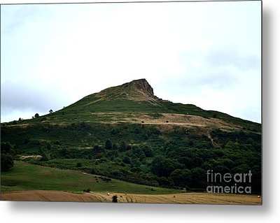 Roseberry Topping Hill Metal Print by Scott Lyons