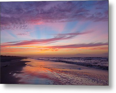 Rosy-fingered Dawn Metal Print