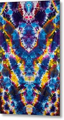 Royal Eagle Ensignia Metal Print by Courtenay Pollock