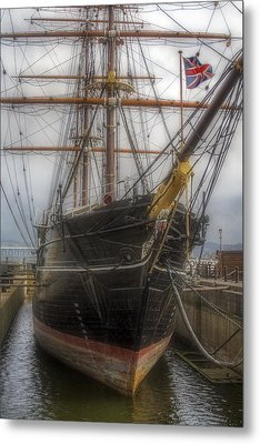 Rss Discovery Metal Print by Jason Politte