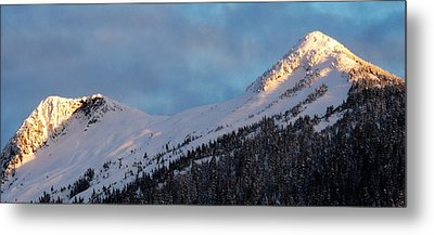 Rugged Ridge Metal Print