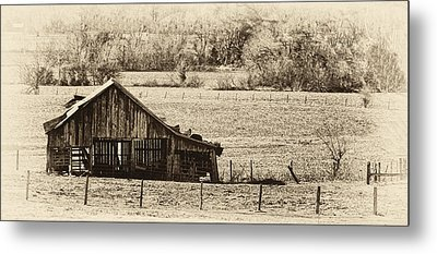Metal Print featuring the photograph Rural Dreams by Greg Jackson