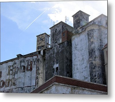 Rural Skyline Metal Print by Ann Powell