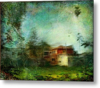 Metal Print featuring the photograph Ruralscape #13. Hope by Alfredo Gonzalez