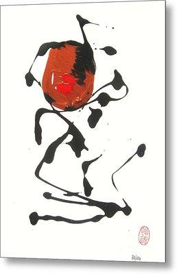 Rushiasurubi No Kuchibiru Metal Print by Roberto Prusso