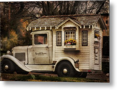 Russell Stover Candies Metal Print by Joan Bertucci