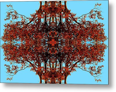 Metal Print featuring the photograph Rust And Sky 3 - Abstract Art Photo by Marianne Dow