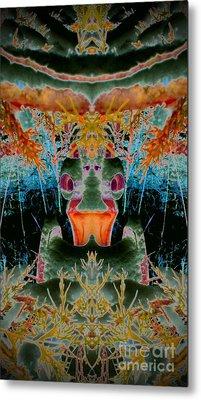 Metal Print featuring the photograph Rust Never Sleeps 2 by Karen Newell