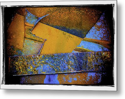 Metal Print featuring the photograph Rust Number 1 by Craig Perry-Ollila