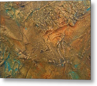 Rusty Day Metal Print