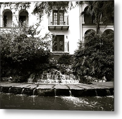 Sa River Walk 001-2013 Metal Print