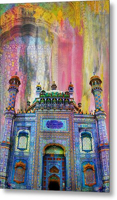 Sachal Sarmast Tomb Metal Print by Catf