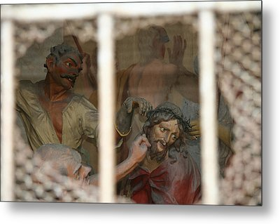 Metal Print featuring the photograph Sacri Monti  by Travel Pics