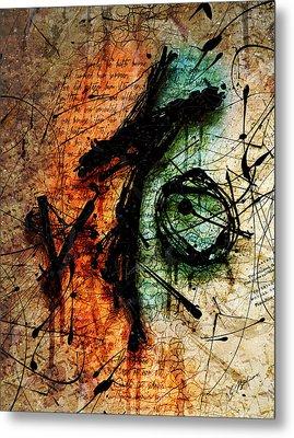 Sacrifice Metal Print by Gary Bodnar