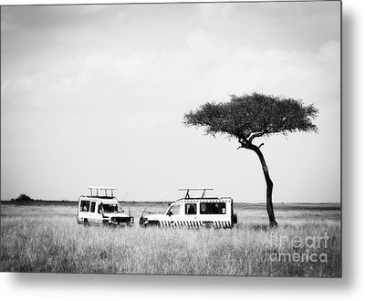 Safari Dream Metal Print